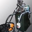 100V油圧ユニット